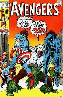The Avengers Vol. 1 (1963-1996) (Comic Book) #78