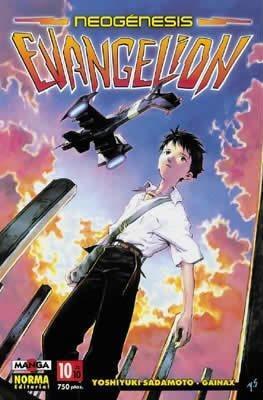 Neogénesis Evangelion (Prestigio) #10