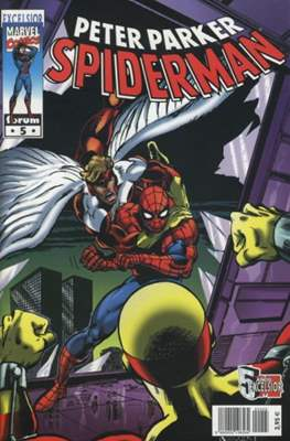 Peter Parker Spiderman (2004-2005) #5