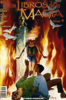 Los Libros de la Magia (Rústica 64 pp) #4