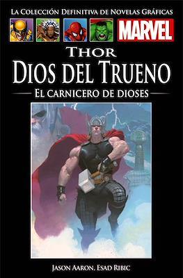 La Colección Definitiva de Novelas Gráficas Marvel (Cartoné) #135