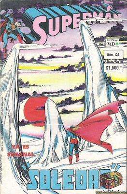 Supermán (1986-2001) (Grapa) #133
