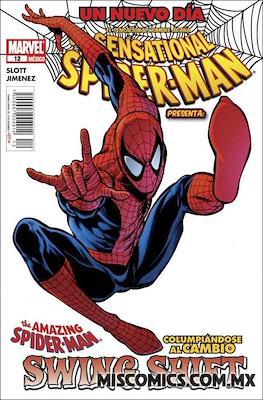 The Sensational Spider-Man (Grapa) #12