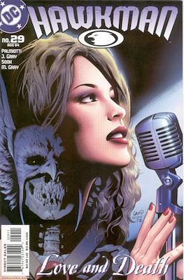 Hawkman Vol. 4 (2002-2006) (Comic book) #29