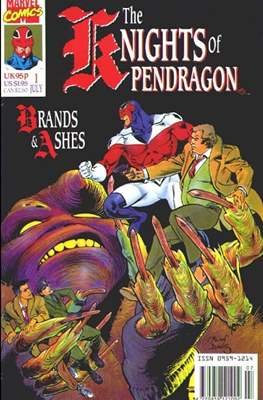 The Knights of Pendragon
