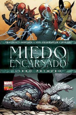 Miedo Encarnado (2011-2012) (Grapa) #1