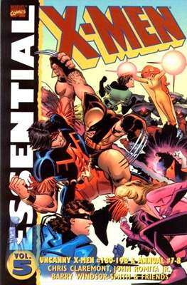 Essential X-Men (1999) (Softcover) #5