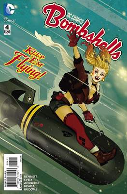 DC Comics: Bombshells (Comic Book) #4