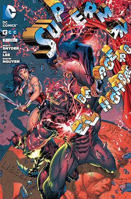 Superman: El hombre de acero (2013-2015) (Grapa) #7