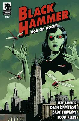 Black Hammer: Age of Doom (Comic Book) #12