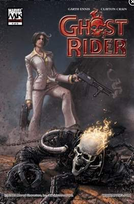 Ghost Rider Vol. 3 (2005-2006) (Comic Book) #4