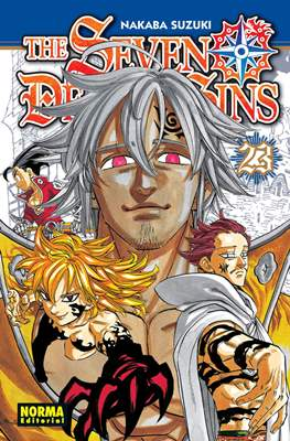 The Seven Deadly Sins (Rústica con sobrecubierta) #23