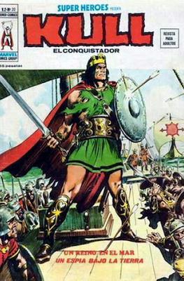 Super Héroes Vol. 2 (Grapa 48 pp. 1974-1980) #20