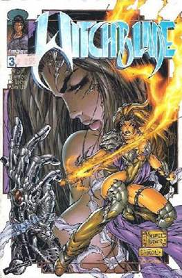 Witchblade (1997-2001) (Grapa, 24 páginas) #3
