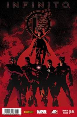 Los Nuevos Vengadores Vol. 2 (2011-2017) (Grapa, 32 páginas) #34
