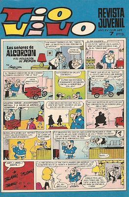 Tio Vivo. 2ª época (1961-1981) (Grapa) #609
