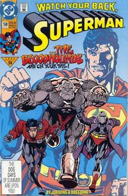 Superman Vol. 2 (1987-2006) (Comic Book) #58