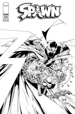 Spawn (Variant Cover) (Comic Book) #300.9