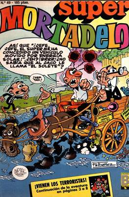 Super Mortadelo (Grapa, 52 páginas (1987)) #49