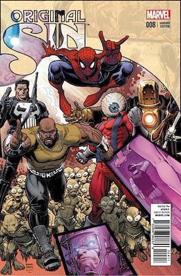 Original Sin (Variant Covers) (Comic Book) #8.1