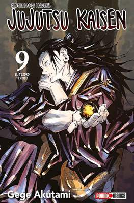 Jujutsu Kaisen: Contiendas de Brujería #9