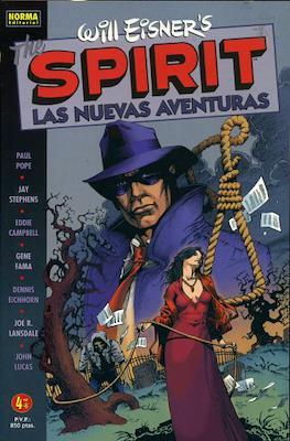 Will Eisner's The Spirit. Las nuevas aventuras (Rústica) #4