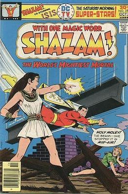 Shazam! Vol.1 (1973-1978) (Grapa, 32 págs.) #25