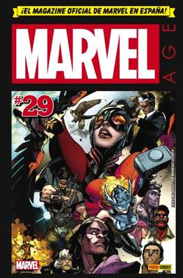 Marvel Age (2016-) (Grapa) #29