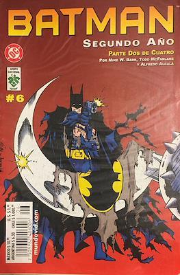 Batman (2002-2003) (Grapa) #6