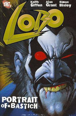 Lobo Portrait of a Bastich