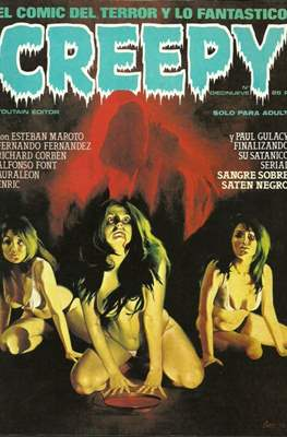 Creepy (Grapa, 1979) #19