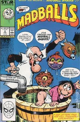 Madballs (Comic Book) #8
