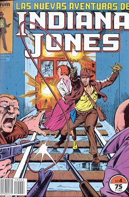 Indiana Jones (Grapa 24 pp) #4