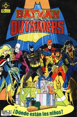 Batman y los Outsiders / Los Outsiders #6