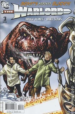 Warlord Vol. 2 (2006-2007) (Grapa) #3