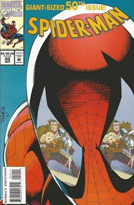 Spider-Man (Vol. 1 1990-2000 Variant Covers) (Comic Book) #50.1