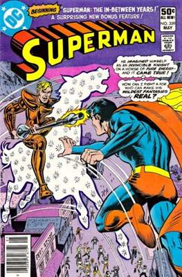Superman Vol. 1 / Adventures of Superman Vol. 1 (1939-2011) (Comic Book) #359