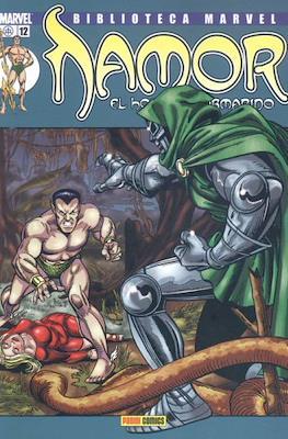 Biblioteca Marvel: Namor (2006-2007) (Rústica 160 pp) #12