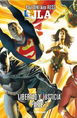 JLA: Libertad y Justicia (Rústica) #2
