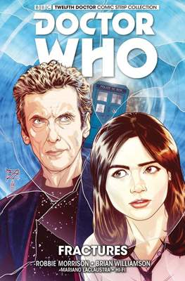 Doctor Who: The Twelfth Doctor (TPB Softcover) #2