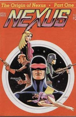 Nexus Vol 1 (Magazine. 1981 - 1982) #2