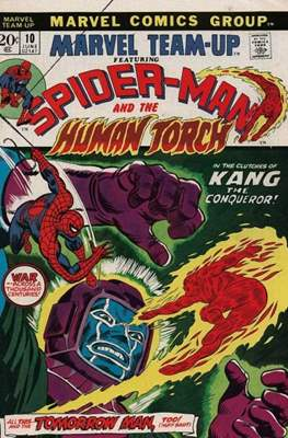 Marvel Team-Up Vol. 1 (Comic-Book) #10