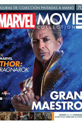 Marvel Movie Collection (Grapa) #70