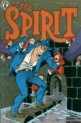 The Spirit (1983-1992) (Comic book. 32 pp) #28