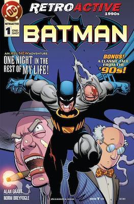 DC Retroactive Batman 1990s