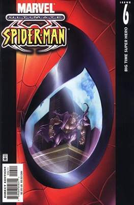 Ultimate Spider-Man (2000-2009; 2011) (Comic-Book) #6
