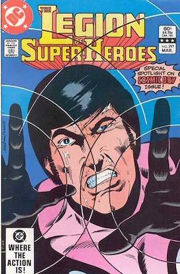 Legion of Super-Heroes Vol. 2 (1980-1987) (Comic-book) #297
