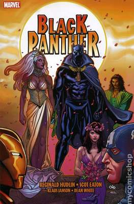 Black Panther (Vol. 4 2005-2008) (Softcover) #3