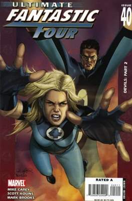 Ultimate Fantastic Four (Comic-Book) #40