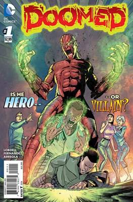 Doomed (Comic Book) #1